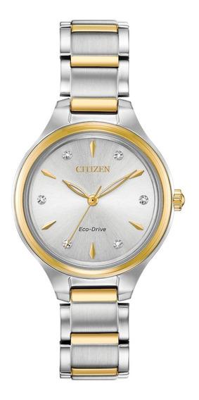 Relógio Citizen Eco-drive Fe2104-50a