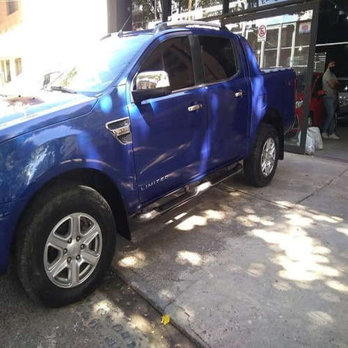 Ford Ranger 4x4 Limited At 3.2 Misiocarslp