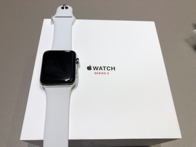 Apple Watch S3 3 42mm Inox Gps + Celular + Apple Care+