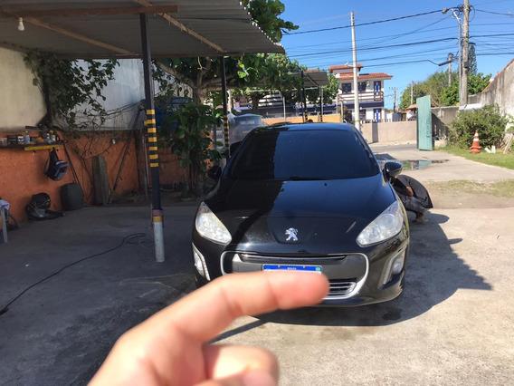 Imperdível- Peugeot 308 2013 2.0 Flex Automático - Lindo