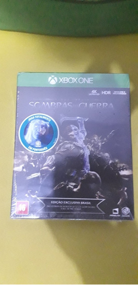 Shadow Of Mordor + Shadow Of War Special Edition - Xbox One