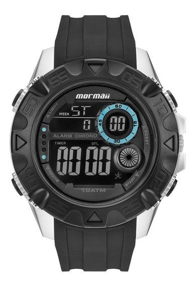 Relógio Mormaii Acqua Action Masculino Mo9390/8a Original Com Nota Fiscal