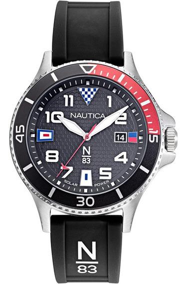 Reloj Nautica N83 Caballero Modelo: Napcbf914 Envio Gratis
