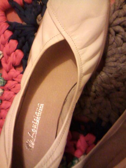 Zapatos Mujer De Cuero Vacuno