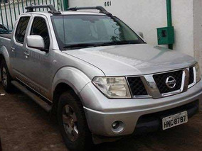 Nissan Frontier 2.5 Strike Cab. Dupla 4x4 4p 2012