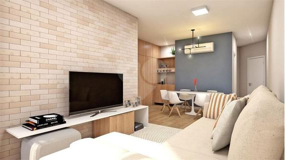 Apartamento À Venda Em Moema Pássaros, Com 2 Quartos, 63 M² - 345-im421277