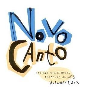 Luciana Pestano Eliana Printes Renata Arruda - Cd Novo Canto