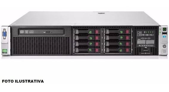 Servidor Hp Dl380 G8 Xeon Octa Core E5-2665 32gb 2tb Ssd