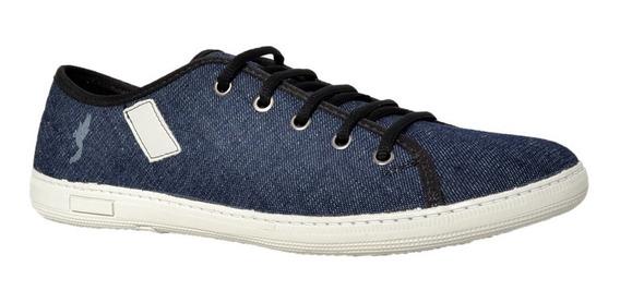 Sapatenis Individual Polo Blu Sapato Tenis Barato