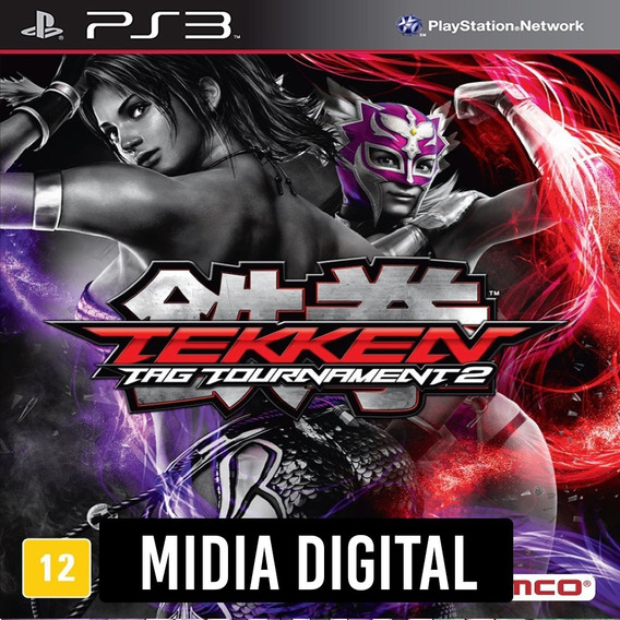 Ps3 - Tekken Tag Tournament 2