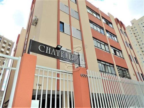 Edifício Chatelle - Apartamento Com 3 Dormitórios À Venda, 73 M² Por R$ 299.000 - Centro - Londrina/pr - Ap0978