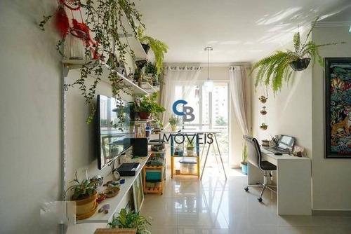 Imagem 1 de 20 de Apartamento À Venda, 49 M² Por R$ 395.000,00 - Vila Prudente (zona Leste) - São Paulo/sp - Ap6678