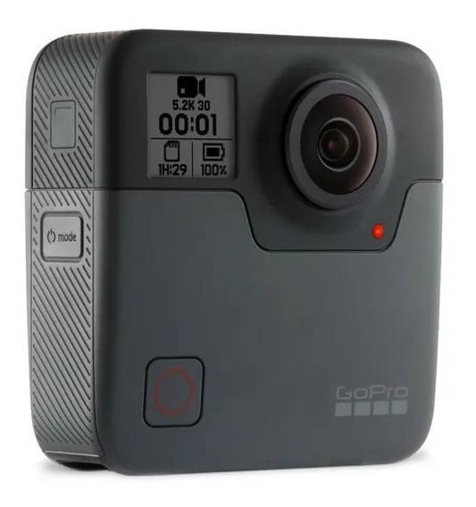 Gopro Fusion Tira Fotos Em 360