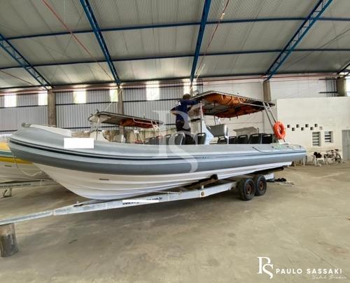 Imagem 1 de 4 de Bote Flexboat Sr 760 Ñ Zefir Remar