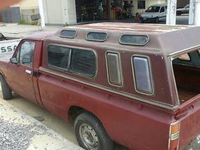 Toyota Hilux Dlx 1980 Cabina Simple Caja Larga Nafta