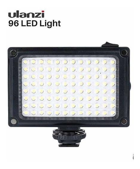 Iluminação 96 Leds Pra Câmeras Dslr - Zhiyun Smooth 4 - Osmo