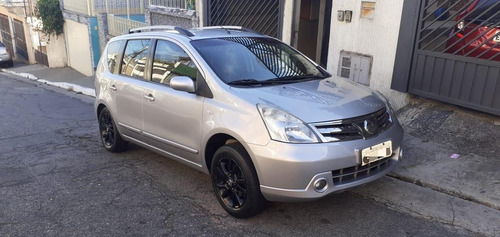Nissan Livina 2013 1.8 Sl Flex Aut. 5p