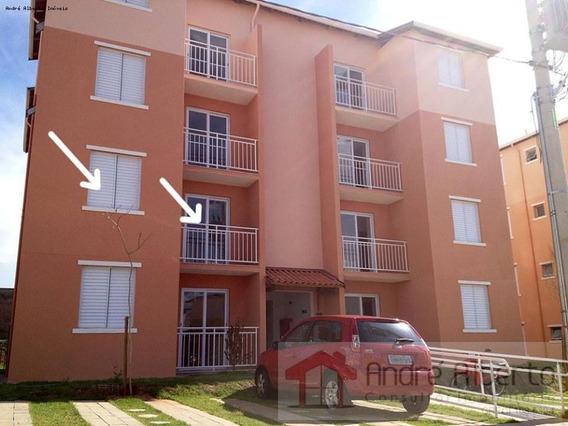 Apartamento 2 Quartos Para Locação Em Votorantim, Vila Flora, 2 Dormitórios, 1 Banheiro, 1 Vaga - 672_1-1425081
