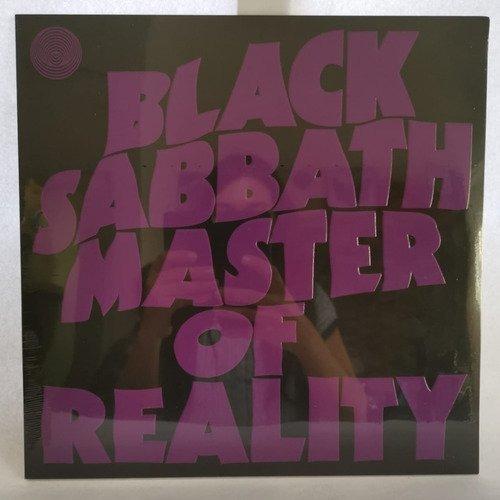Black Sabbath Master Of Reality Vinilo Nuevo Musicovinyl