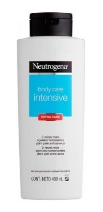 Hidratante Neutrogena Intensive Corporal 400ml Extra Care