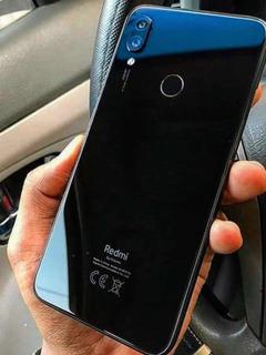 Smartphone Redmi Note 7 - 128/4gb Promocional Preto