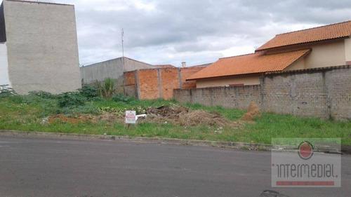 Imagem 1 de 4 de Terreno Residencial À Venda, Terras De Santa Cruz, Boituva. - Te1051