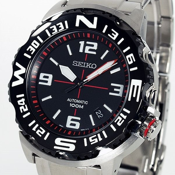 Seiko Diver Automatico 4r36 Srp445 K1 Monster 100m 2019 Yy