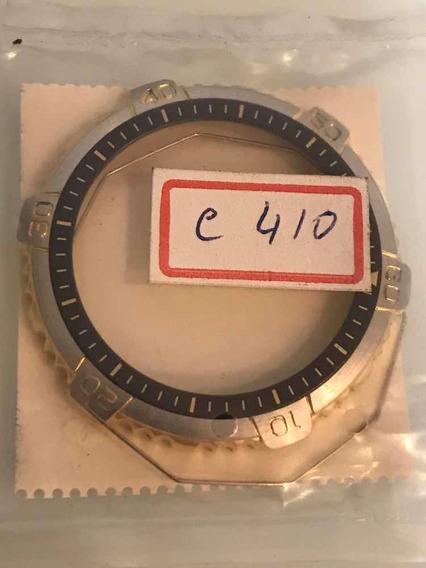 Catraca Original Relógio Citizen Combo C410 Série Ouro- Novo