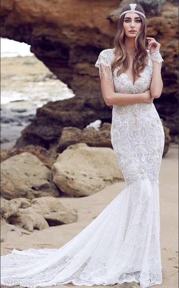 Vestido De Noiva Mais Lindo Do Mundo!