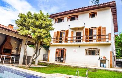 Casa Com 6 Dorm, 3 Suítes - 289 M² Por R$ 1.300.000 - Morumbi - São Paulo/sp - Ca0030