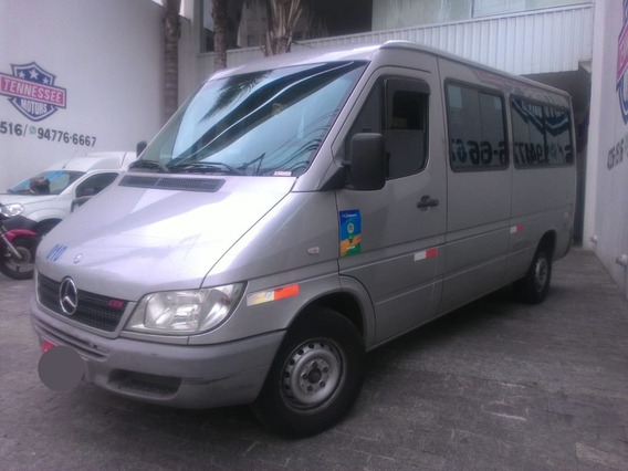 Mercedes Benz Sprinter 313 Completa 2011
