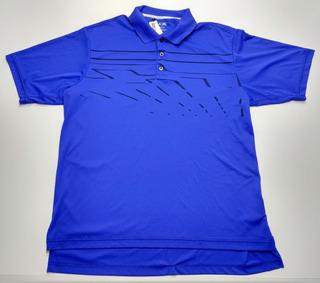 Chomba Golf adidas Sintética Talle Xl Azul