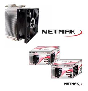 Cooler Netmak Nm-am3 Fm2/am3