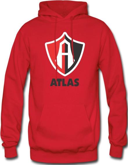 Sudadera Atlas Del Guadalajara Fútbol