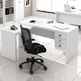 Mesa De Computador Office Me4106 - Tecno Mobili
