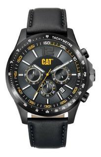 Reloj Cat Bostonall Black Leather Ad.163.34.131