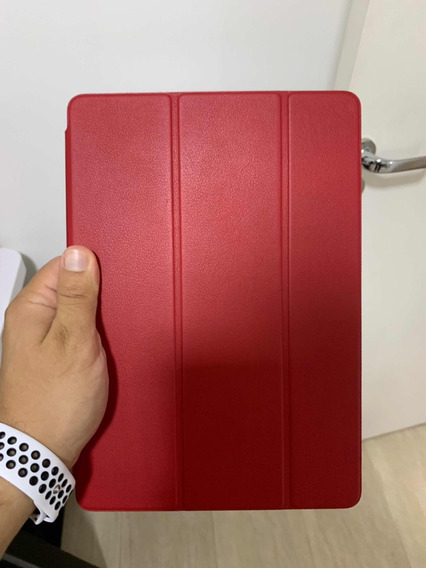 Apple Smart Cover Couro Product Red Original iPad Pro 10.5