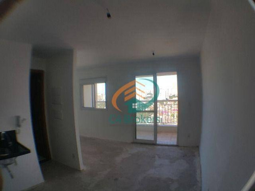 Imagem 1 de 18 de Studio Com 1 Dormitório À Venda, 31 M² Por R$ 265.000,00 - Centro - Guarulhos/sp - St0030