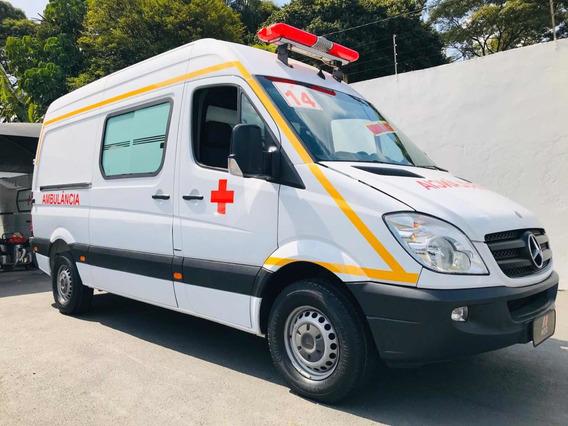 Sprinter Ambulância Uti