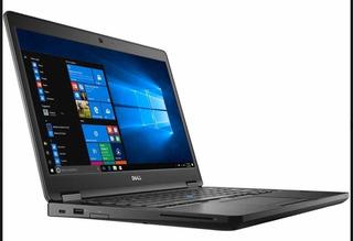 Laptop Dell Latitude 5480 Core I5 8gb Ssd 256gb Pantalla 14