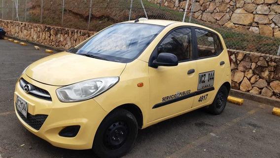 Taxi Hyundai I10 Modelo 2013