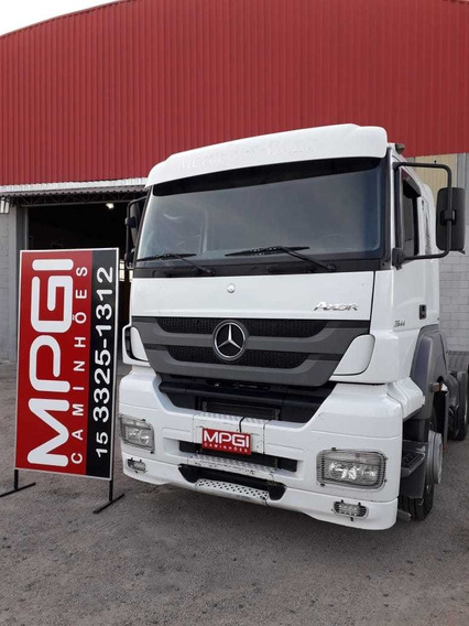Mb 2644 6x4 2013 Teto Baixo Automatico ! R$175.000