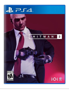 Juego Playstation 4 Hitman 2 Ps4 / Makkax