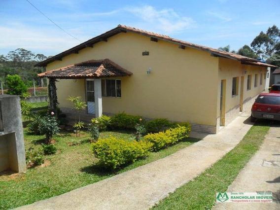 Casa Residencial À Venda, Jardim San Rerssore (caucaia Do Alto), Cotia. - Ca5656