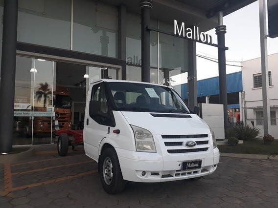 Ford Transit 2.4 2011 4x2 Chassi