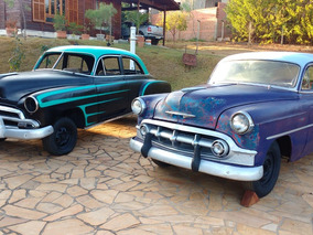 Chevrolet/gm Belair Bel Air Impala Ford Maverick Mustang