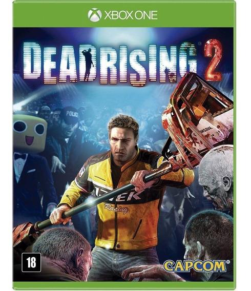 Game Xbox One Dead Rising 2 Mídia Física - Novo - Lacrado