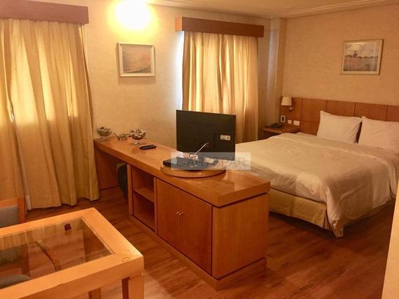 Flat Para Locação No Itaim - 01 Dormitório - Fl0184