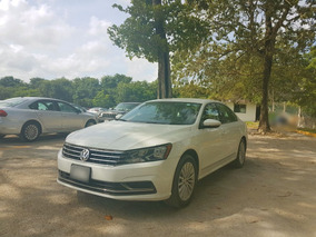 Volkswagen Passat 2.5 Tiptronic Comfortline At 2017 Cancun
