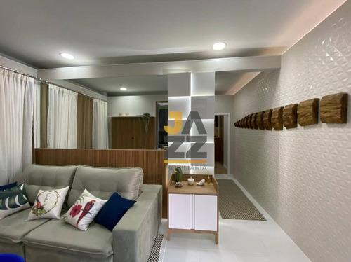 Apartamento Com 2 Dormitórios À Venda, 52 M² Por R$ 169.000 - Cruzeiro - Itatiba/sp - Ap6308